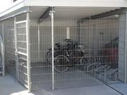 Fahrradsabstellraum