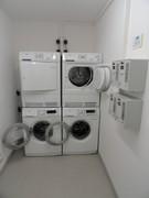 Waschmaschinen-/Trocknerraum